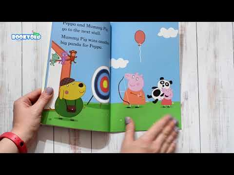 Видео обзор Peppa Pig: Fun at the Fair