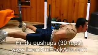 300 Spartan Workout Routine To Help You Get Six Pack Abs