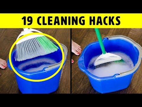 19 Cleaning Hacks That Show How To Clean Better And Faster Mp3