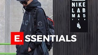 Techwear: The Essentials & Basics
