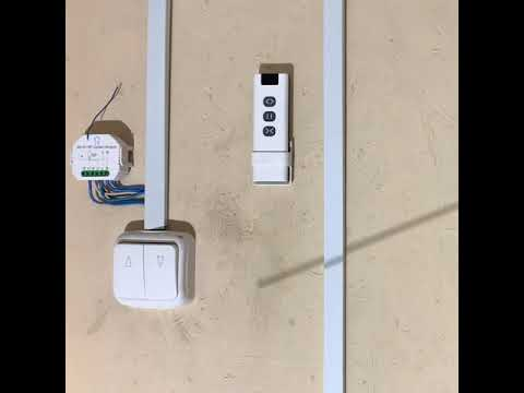 Смарт модуль WiFi для шторок