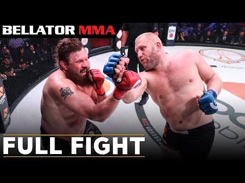 Bellator 207 - Roy Nelson vs. Sergei Kharitonov