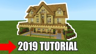Minecraft Tutorial: How To Make A Ultimate Wooden Survival