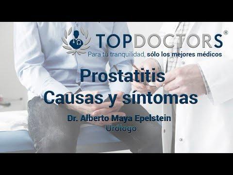 Alcohol y fumar con la prostatitis