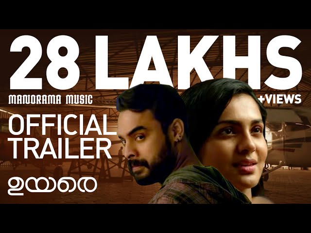 Uyare movie review: Parvathy's genius powers a heart-wrenching acid-attack saga overriding its fairytale elements