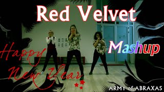 RED VELVET (레드벨벳) MASHUP - Dance Cover by ARMY of ABRAXAS
