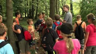 preview picture of video 'Lebendige Postkarte - Schullandheim Reichwalde'