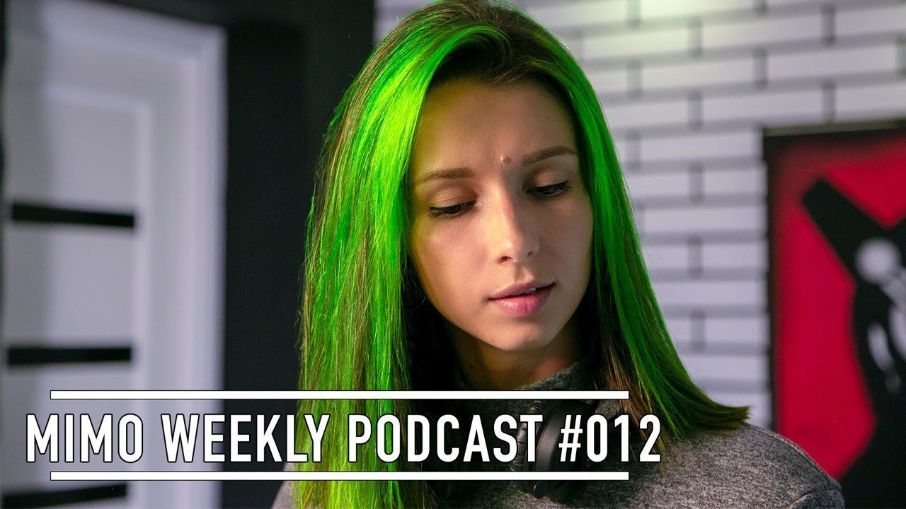 Miss Monique - Live @ MiMo Weekly Podcast #12 2019