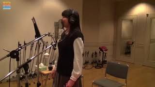 モーニング娘。17『BRANDNEWMORNING』レコーディング#03ボーカル:野中美希・羽賀朱音・尾形春水・譜久村聖