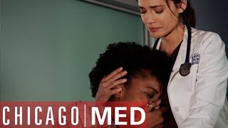 Dr Manning Helps Pick Up The Pieces | Chicago Med