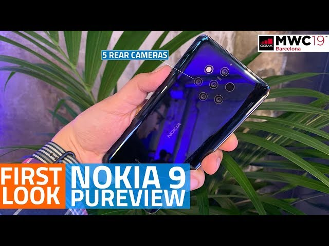 Nokia 9 PureView, Nokia 3 2, Nokia 4 2, Nokia 210, Nokia 1