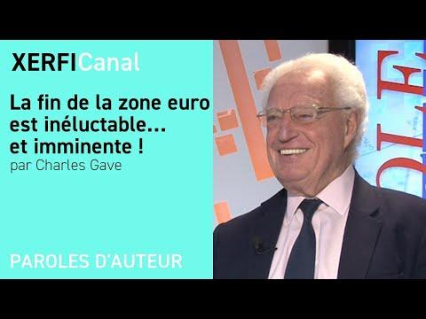 Charles Gave et la fin annoncée de l'Euro