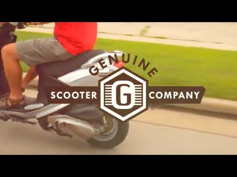 2018 Genuine Scooters Buddy 170i in Paso Robles, California - Video 1