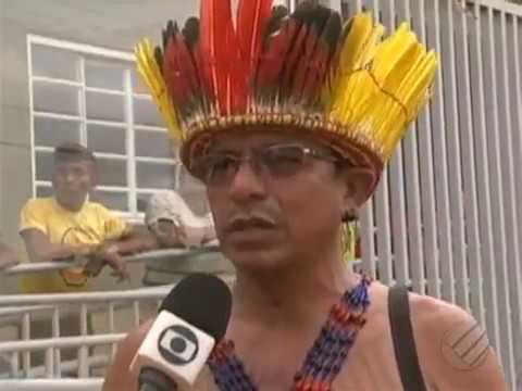 Em Altamira, ocupação do prédio da Funai por índios da região do Xingu dura quatro dias