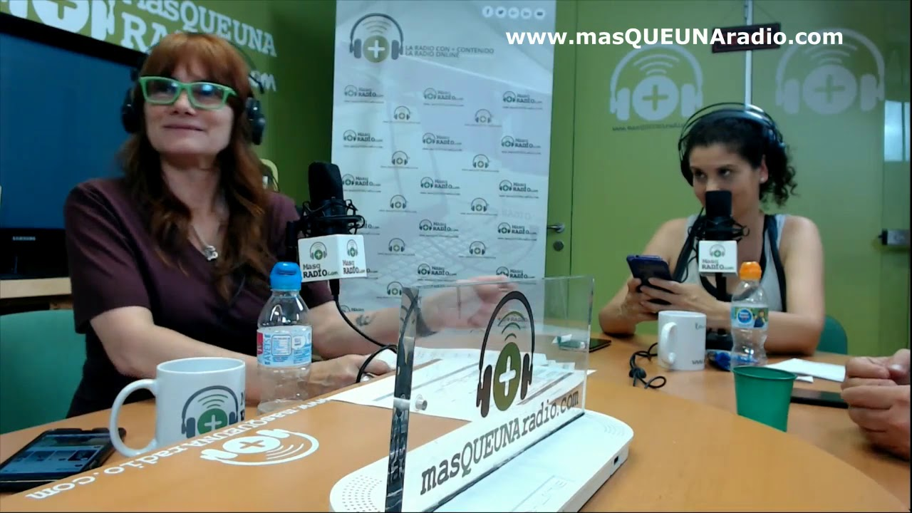 RUIDO BLANCO #11 CON MARIA BLANCO
