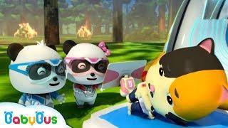 Tuyển tập biệt đội siêu cứu hộ Kiki&Miumiu | Chuyến dã ngoại của mèo con | Nhạc thiếu nhi | BabyBus
