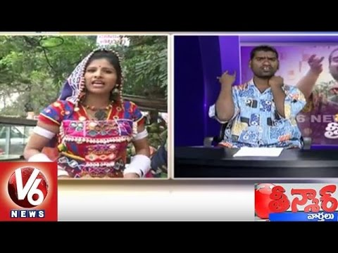 Bithiri-Sathi-Funny-Conversation-With-Mangli-Over-Adulterated-Fruits-Teenmaar-News-06-03-2016