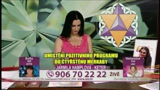 Ezo Tv - Barrandov Plus 9. 6. 2017 (Jarmila)