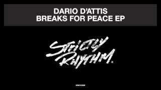 Dario D'Attis 'Breaks For Peace'