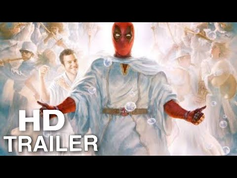 Download Deadpool 3 trailer in HD 1080p first trailer Mp4 HD Video and MP3