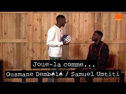 Download SAMUEL UMTITI / OUSMANE DEMBÉLÉ ⭐⭐ | Joue-la comme...  | By le 12ème Homme | Orange #TeamOrange HD Mp4 3GP Video and MP3