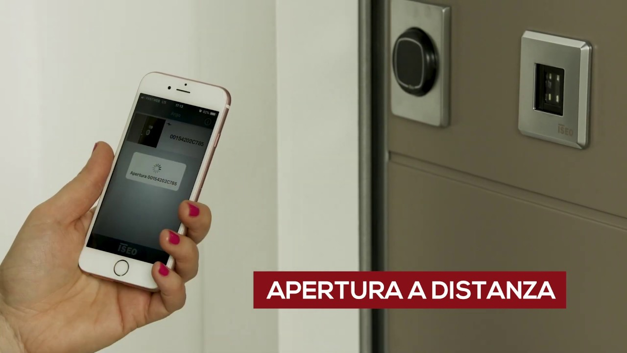 DOMOTICA SMART: LA PORTA BLINDATA INTELLIGENTE - Effepi Security Doors–Porte Bli