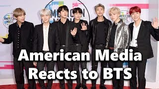 Gambar cover American Media Reacts to BTS' AMA Performance