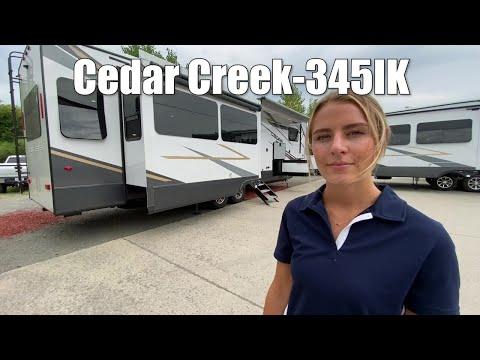 Forest River-Cedar Creek 5th-345IK