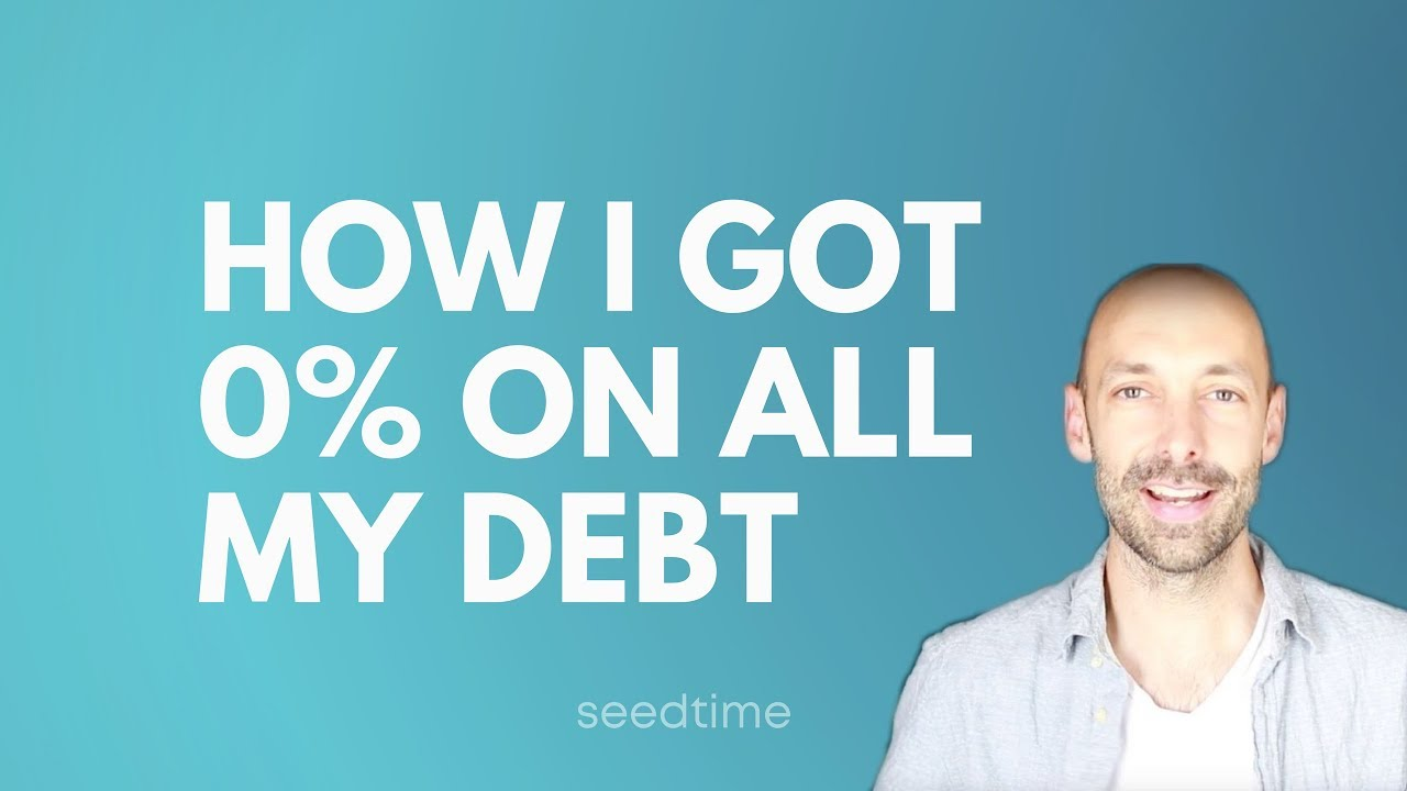 How I got 0% on all my charge card and auto loan thumbnail