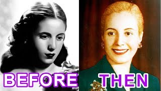 WOMAN and TIME: EVITA (Eva Duarte de Perón)
