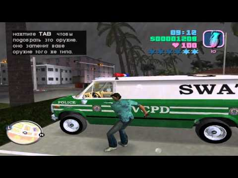 grand theft auto vice city deluxe mod gameplay