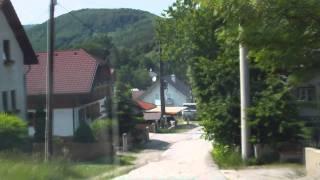 preview picture of video 'Alland und Tropfsteinhöhle - Jaskinia Niedźwiedzia / Austria'