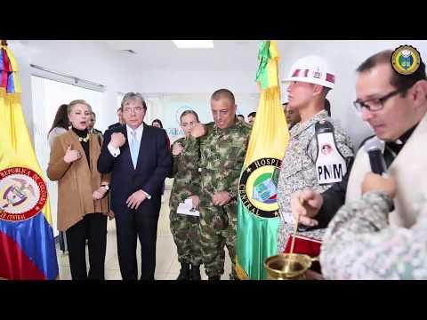 Así fue la inauguración de las nuevas Salas de Cirugía en el Hospital Militar Central