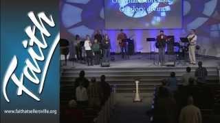 1-18-15 Faith at Sellersville Praise Time
