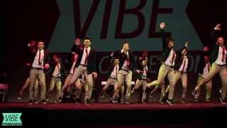 Смотреть онлайн Талантливейшие ребята шикарно танцуют