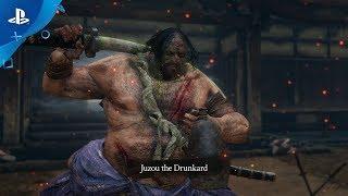 Sekiro: Shadows Die Twice - Juzou the Drunkard | PS4