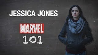 Jessica Jones - Marvel 101 LIVE ACTION!