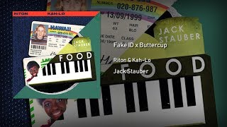 Fake ID X Buttercup Mashup