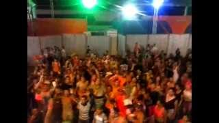 preview picture of video 'Carnaval de Santana fecha com protesto Fora Robson'