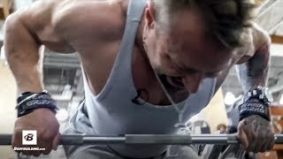 Back Workout for Building Bigger Lats | Kris Gethin by Bodybuilding.com