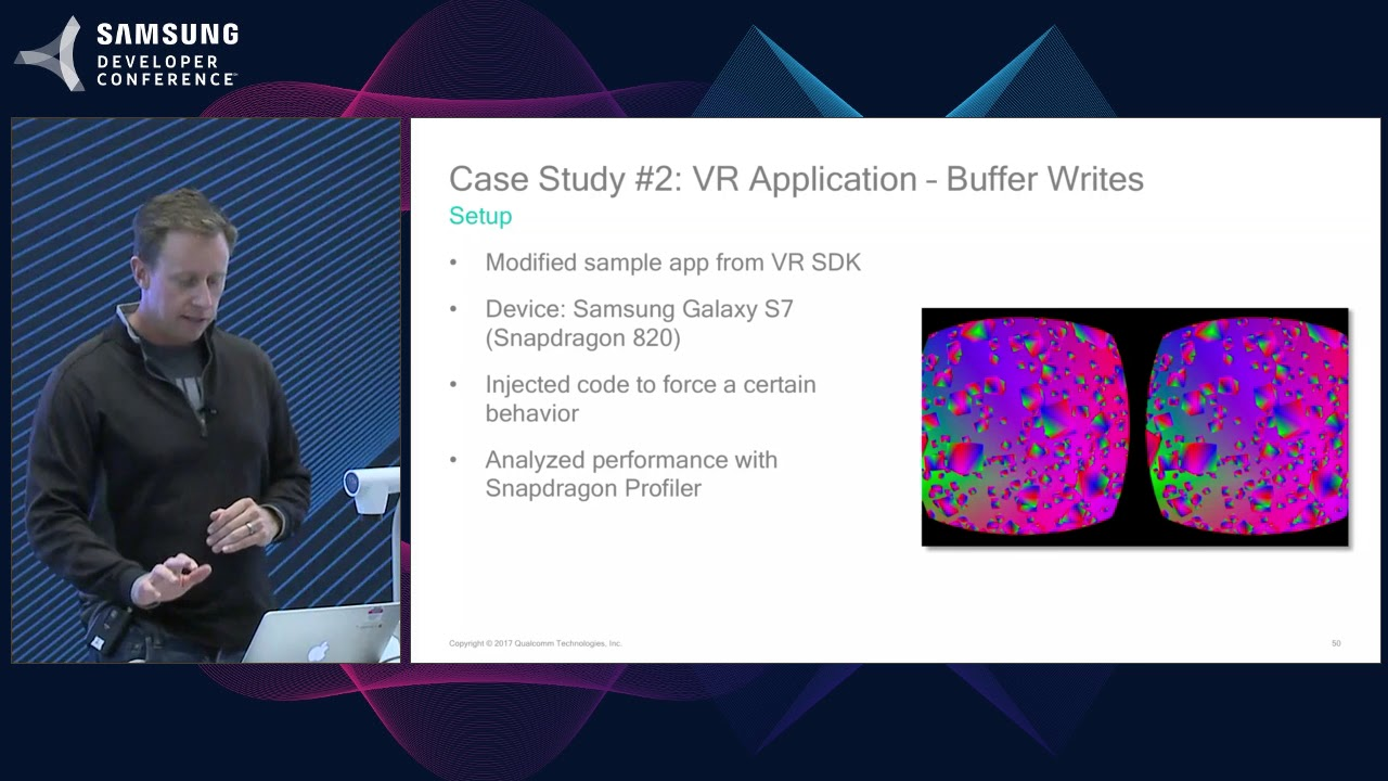 SDC 2017 Session: Profiling VR Games and Applications for Optimum Performance thumbnail