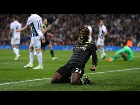 Michy Batshuayi's Best Moments at Chelsea FC