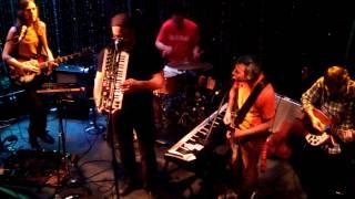 Crooked Fingers & John Vanderslice - White Trash Heroes - Johnny Brendas Nov 1 2012.mp4