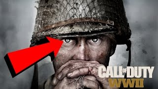 Call of Duty: WWII - What's in the soldiers eyes?