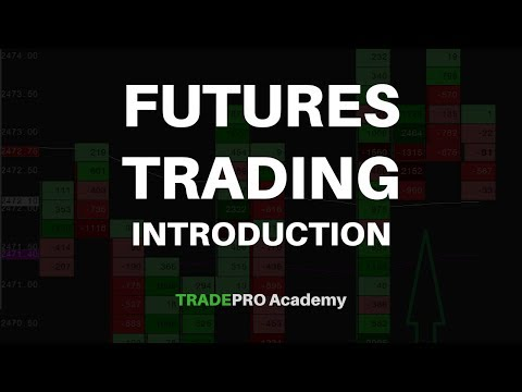 Introduction to Day Trading Futures (FULL LESSON) – Day trading like a professional trader.