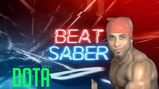 Beat Saber - Bass Hunter - DotA | EXPERT | FC