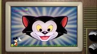 Disney Cartoons Cleo, Minnie Mouse Bath Day