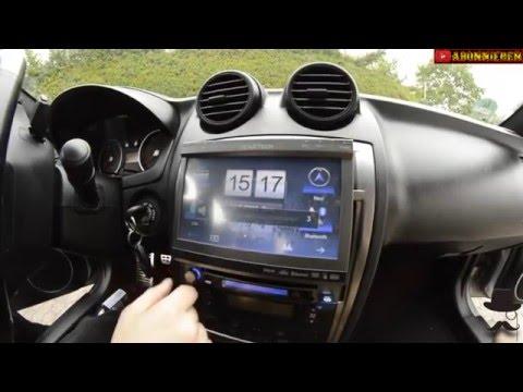 CoCar Auto GPS Antenne SMA Stecker Aktive Signal Verst/ärker Antennenanschlusskabel f/ür GPS Navigationsger/äte Dash Stereoanlage Radio Stereo