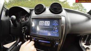 Dashcam +Gps Antenne Einbau (Aurora G7 von ICartech) Radioeinbauvideo Teil 2