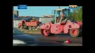 Общественники следят за ремонтом дорог в Ижевске: 40 лет Победы, Маркса и Славянское шоссе
